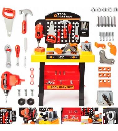 Vaikiškas įrankių rinkinys