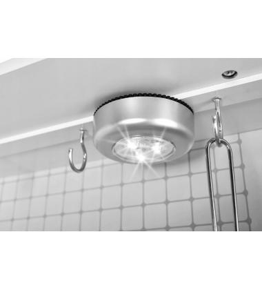 Medinė Daugiafunkcinė Virtuvėlė Su LED