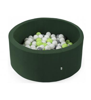 Kamuoliukų Baseinas Misioo 200vnt kamuoliukų