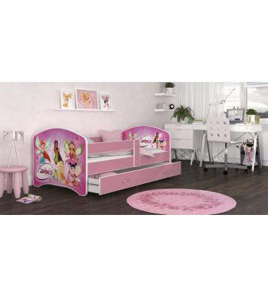 Vaikiška lova Happy
