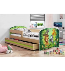 Vaikiška lova Kempi
