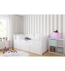 Vaikiška lova Aura