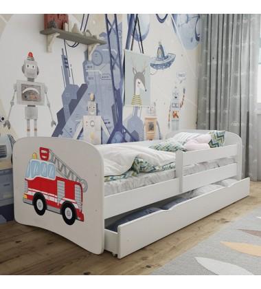 Vaikiška lova Dreams - gaisrinė