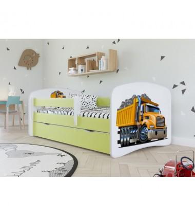 Vaikiška lova Dreams - sunkvežimis