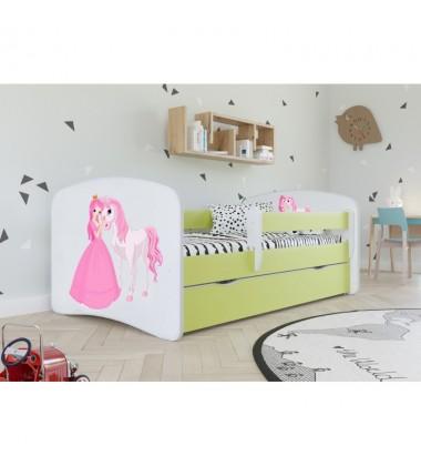 Vaikiška lova Dreams - princesė ir ponis