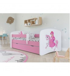 Vaikiška lova Dreams - princesė ant žirgo