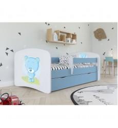 Vaikiška lova Dreams - mėlynas meškutis