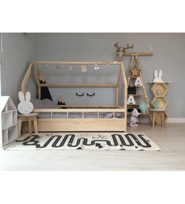 Vaikiška lova namelis A1
