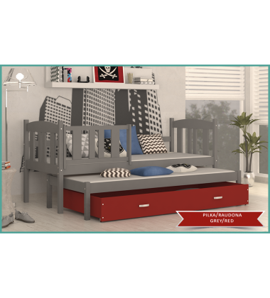 Dvivietė ištraukiama lova Vinor-2