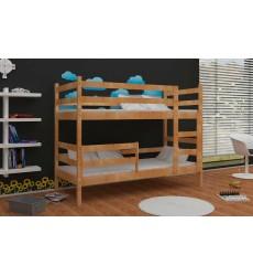 Dviaukštė vaikiška lova Jamo