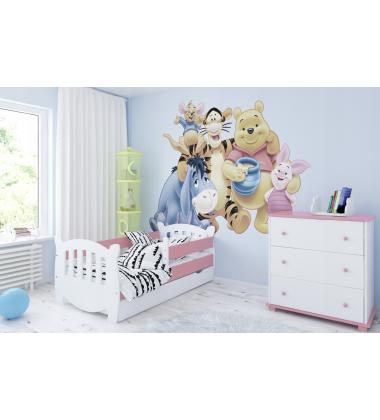 Dvivietė vaikiška lova Lulu-7