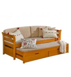 Dvivietė ištraukiama lova Tytus